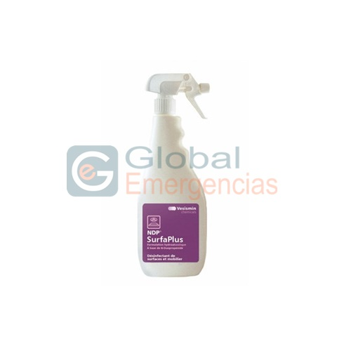 DESINFECTANTE DE SUPERFICIES NDP SURFAPLUS 750 ML SPRAY
