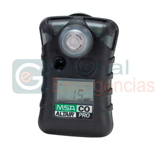 DETECTOR MONOGAS CO ALTAIR PRO 35/400 PPM
