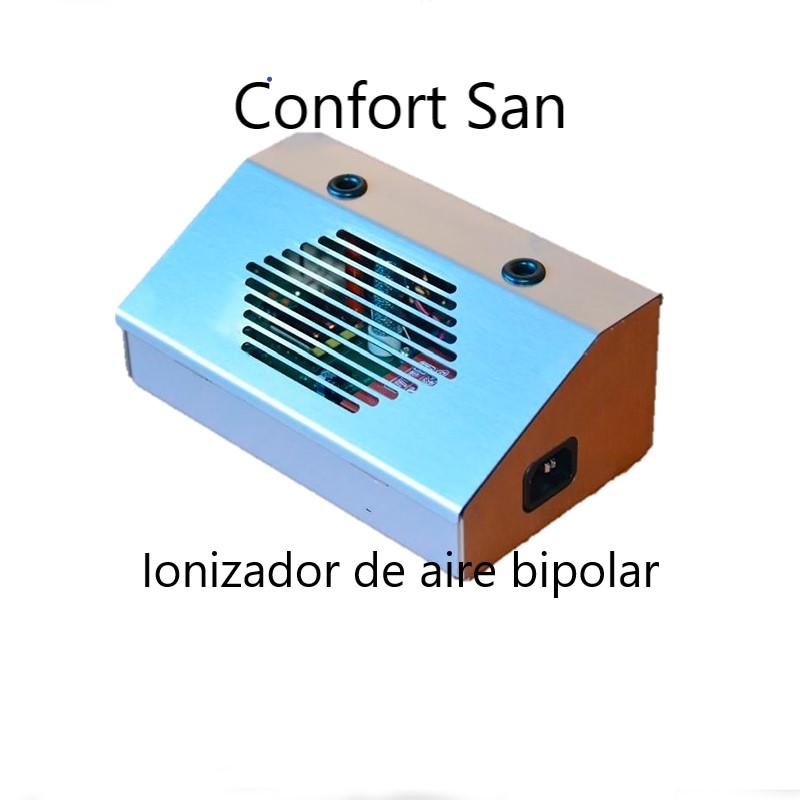 Confort San: Ionizador de aire bipolar