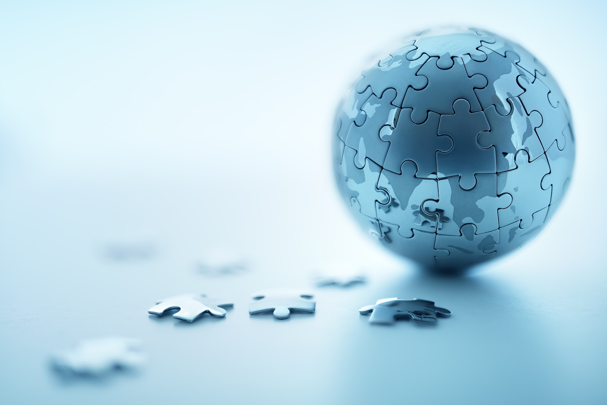 Localización Global strategy